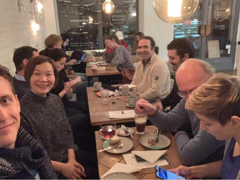 刘健:一群经常通过Zoom聚在一起的2050自愿者们的小故事