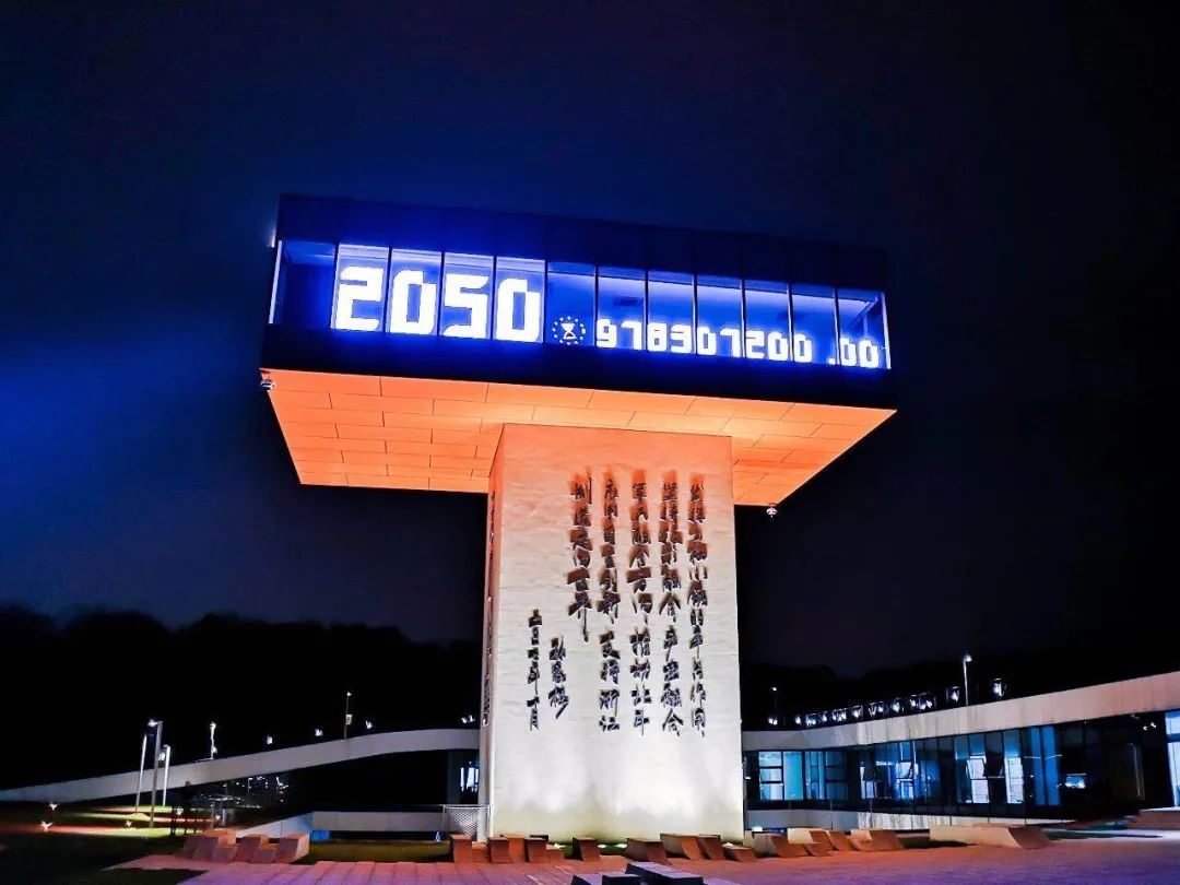 云栖小镇的自愿者们,他们在2050做些啥?