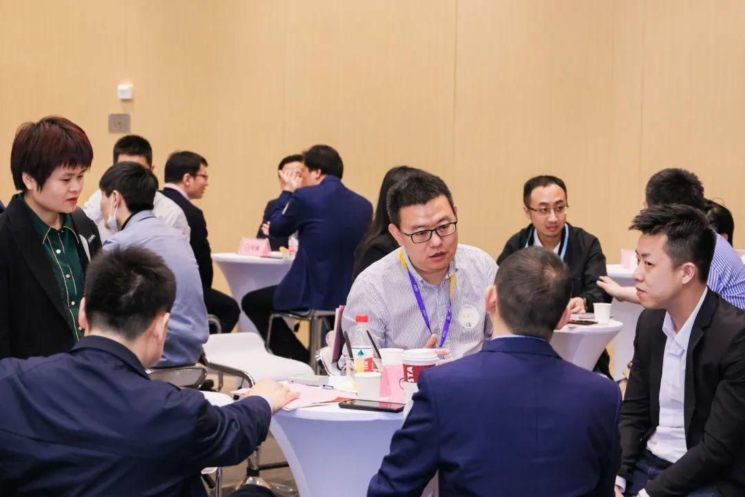 2050大会| 银杏谷城市大脑生态CEO首聚,产业协同扬帆远航