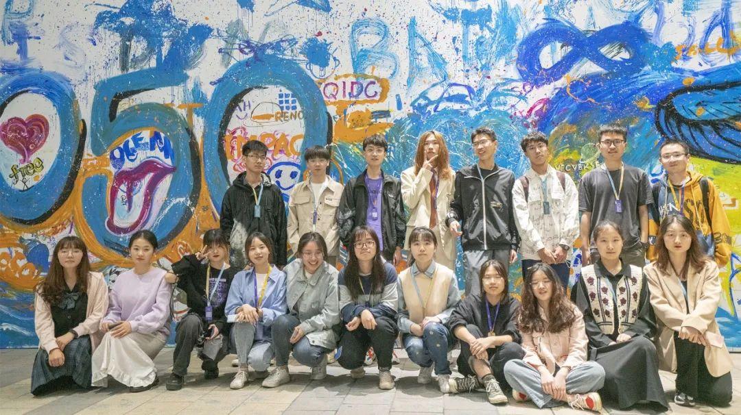 """24名创新班学员齐聚""""2050"""",体验""""年青之旅""""的极致狂欢"""